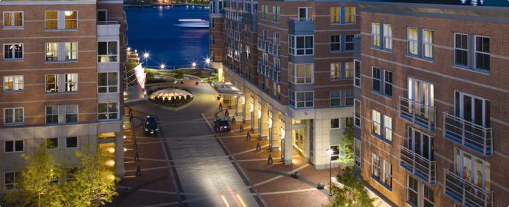 Battery Wharf Boston Condos Waterfront Condos Boston