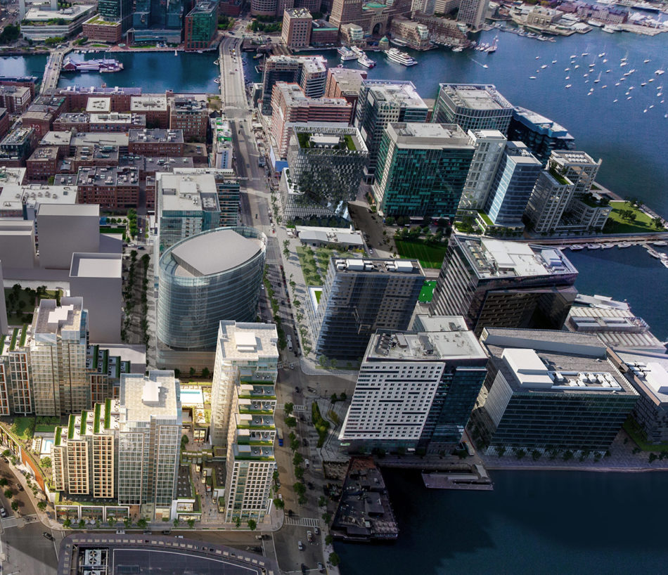 Echelon Seaport Boston – New Construction Condos